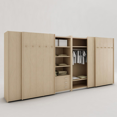 Simple Bedroom Wardrobes wood & trees furniture - manufacturer of simple bedroom wooden