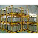 Pallet Packing System, For Supermarket And Industrial