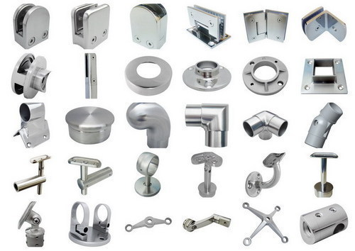 Stainless Steel Railing Accessories Bharat Railing