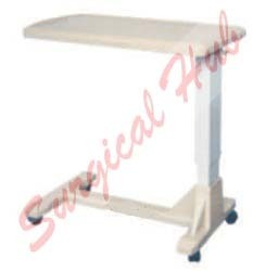 Over Bed Table ( Paneumatically Adjustable)