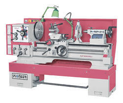 Semi-Automatic PIONEER Heavy Under Counter Lathe Machine, GHL 215