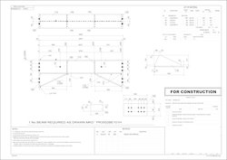 Structural 2D Drafting Service