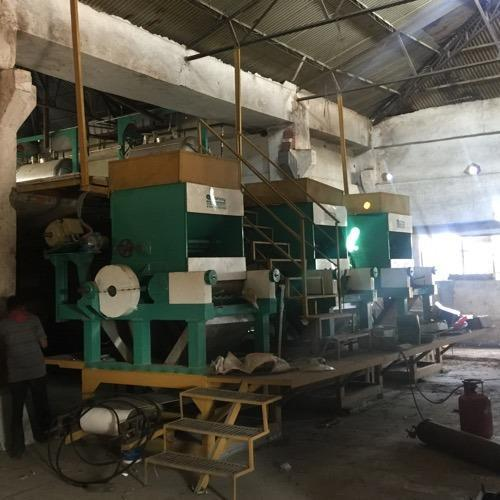 Maize Flake Machinery