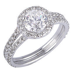 Diamond Engagement Ring Manufacturers Suppliers Dealers in Jaipur