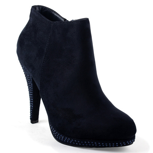 a1496979443ed Ladies Pencil Heel Boot