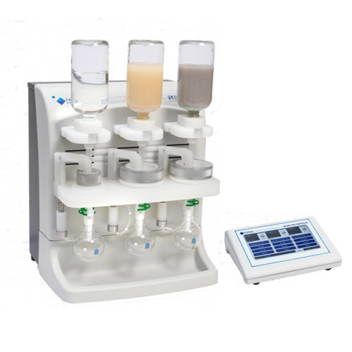 Solid Phase Extraction Unit-SPE, Lab Testing Instruments, प्रयोगशाला मे  परीक्षण के उपकरण - Deeksha Analytical Private Limited, Bengaluru | ID:  12833099533