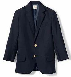 Unisex Woollen School Dress Blazer Coat