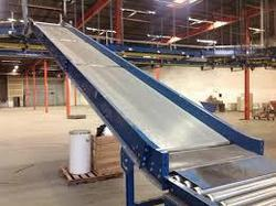 Horizontal PVC Belt Conveyor Systems