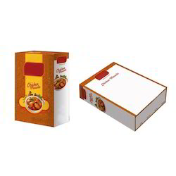 Masala Packaging Box