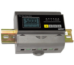 Sommy GQ-12 Three Phase Railing Mounting Energy Meter