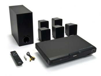 Philips Home Theater System and Phillips Electric Home Appliances
