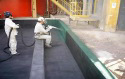 Acid Fume Resistant Coating