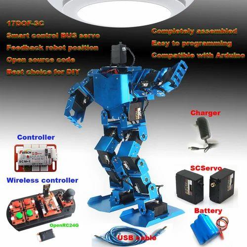 Matha Electronics, Kochi - Wholesaler of Humanoid Robot and 3D
