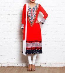 Designer Salwar Kameez Pakistani Style Long Suits