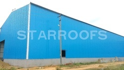 Badminton Court Structures Roofing Sheds