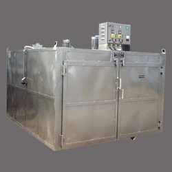 Thermic Fluid Drum Heating Oven