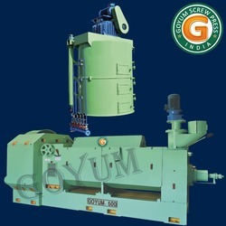 Moringa Seed Oil Extruder Machine