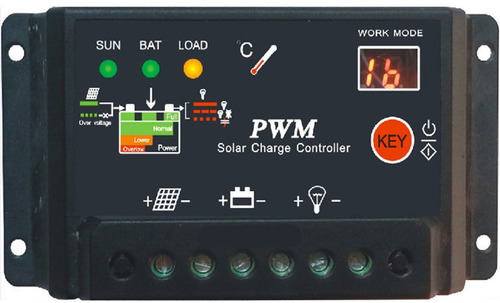 Automatic Single Array Solar Charge Controller Rs 4500