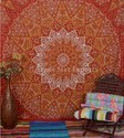 Indian Star Mandala Tapestry Elephant Wall Hanging Dorm