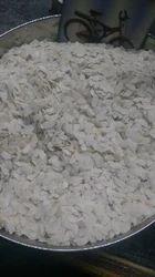 Flattened White Rice Flakes