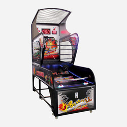 Deluxe Basketball Shooting Game Machine