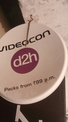 Vediocon D2h