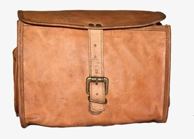 Genuine Leather Messenger Bag MESS107