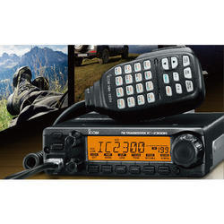 ICOM Radio Base Station
