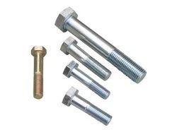 MS Half Thread Bolts