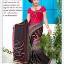 Export Quality Georgette Sarees