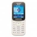 Samsung Guru Music 2 White Mobile Phones