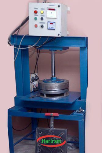 Paper Plate Making Machine & Paper Plate Making Machine at Rs 91000 /unit(s) | Pandesara | Surat ...