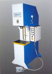C Type Punching Hydraulic Press Machine