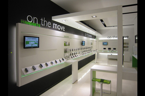 Mobile Store Interior Designing Services At Rs 10000 Project