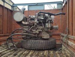 Kobelco SK-210 Hino Engines