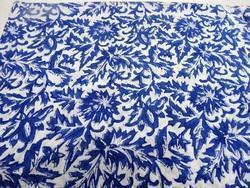Indigo Cotton Fabric