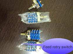 Feed Rotary Switches