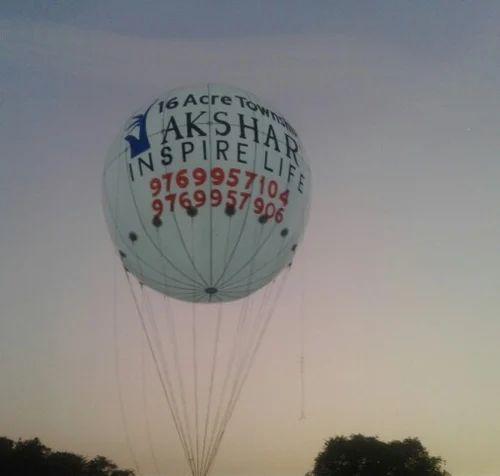 Big Advertisement Balloons
