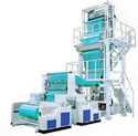 LLDPE Two Layer Blown Film Extrusion Plant