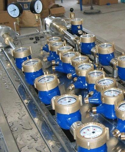 Bore Well Water Flow Meter