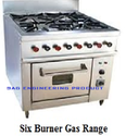 Cooking Two Burner Gas