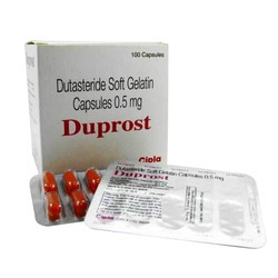 Dutasteride Capsules At Best Price In India