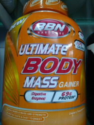Bbn Ultinate Mass Gainer