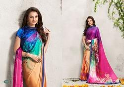 Exclusive Digital Printed Saree
