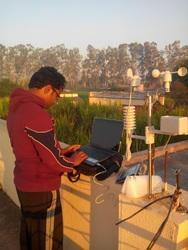 Micro Meteorological Data Collection Service