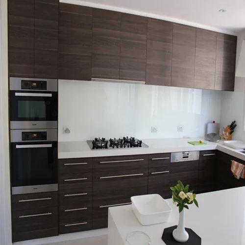 Kenya Fashionable Customized Melamine And Hpl Kitchen: Designer Laminate Kitchen, Kitchen & Dining Furniture