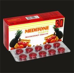 Meditone Forte (Multivitamins Tablets)