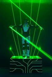 Laser Show Event Management