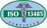 ISO 13485 Certification (NABL)