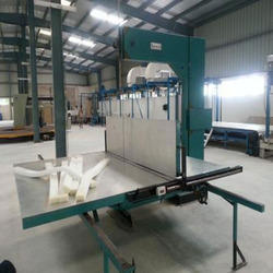 Vertical Foam Cutting Machine Vertical Cutting Machine
